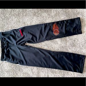 Heron Preston basketball skateboards sweatpants